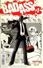Bad Ass #1 (of 4) Comic Book 2014 - Dynamite