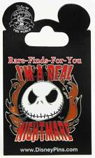 "Disney Parks NBC Nightmare Before Christmas Jack ""I'm A Real Nighmare"" Pin (NEW)"