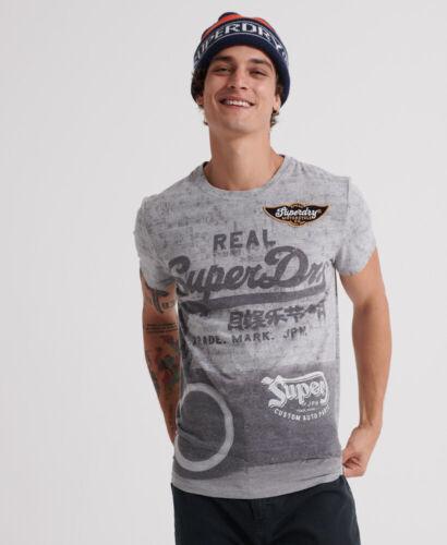 Superdry Vintage Logo Motor Mid Photo T-Shirt