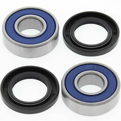 Suzuki 1990-1996 DR350 1996-1997 DR350SE Front and Rear Wheel Bearings /& Seals