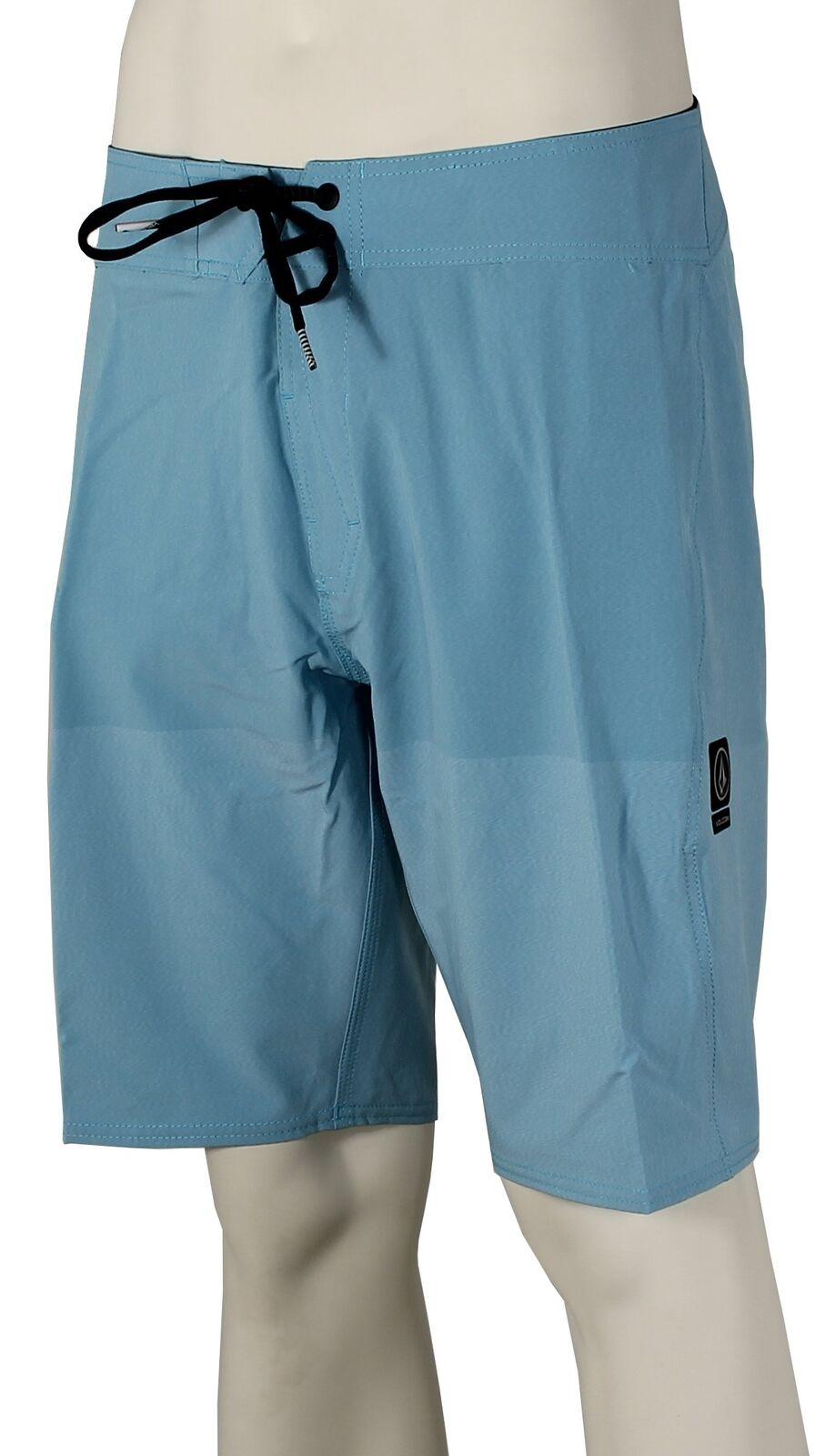 Volcom Lido Heather Mod Boardshorts - Neon bluee - New
