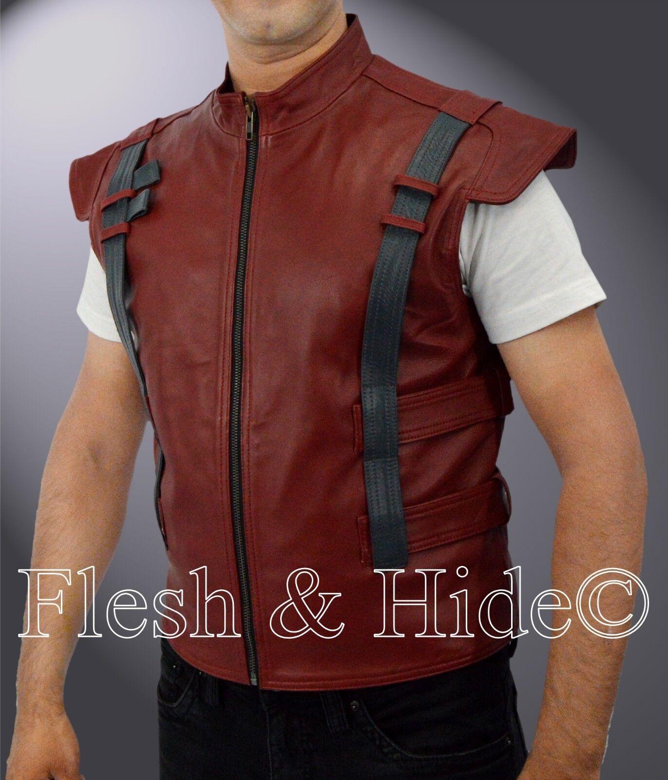 Guardians of Pratt the Galaxy Chris Pratt of Star Lord Peter Quill Vest c14b47