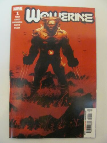 Wolverine #1 Marvel Comics 2020 Series 1st Print 9.2 Near Mint