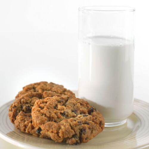 Augason Farms Gel Séché Instantané Moo/'s Milk peut survie alimentaire d/'urgence boisson