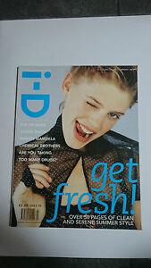 iD-Magazine-Raina-No166-July-1997-Mint
