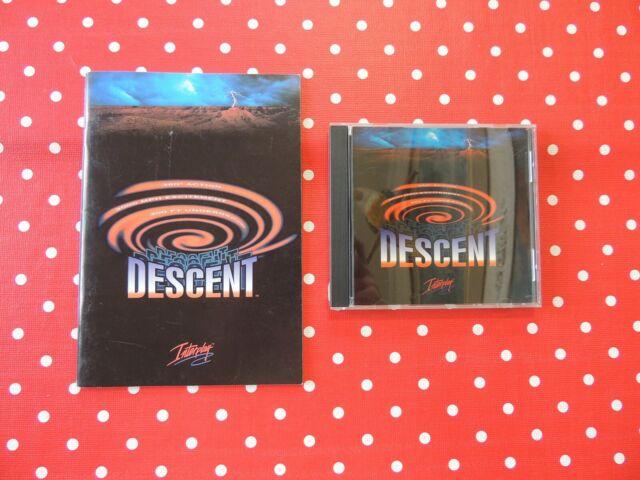 Descente Jeux PC dans Jewelcase + Manuel
