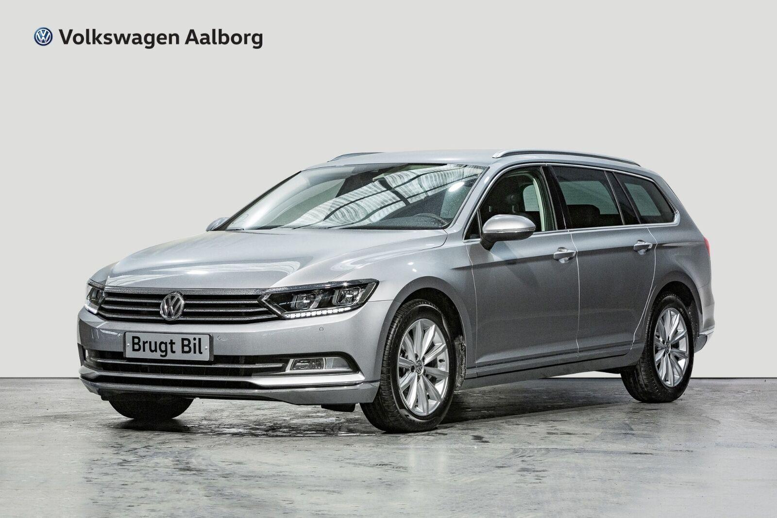 VW Passat 2,0 TDi 150 Highl. Prem. Vari. DSG 5d - 399.000 kr.