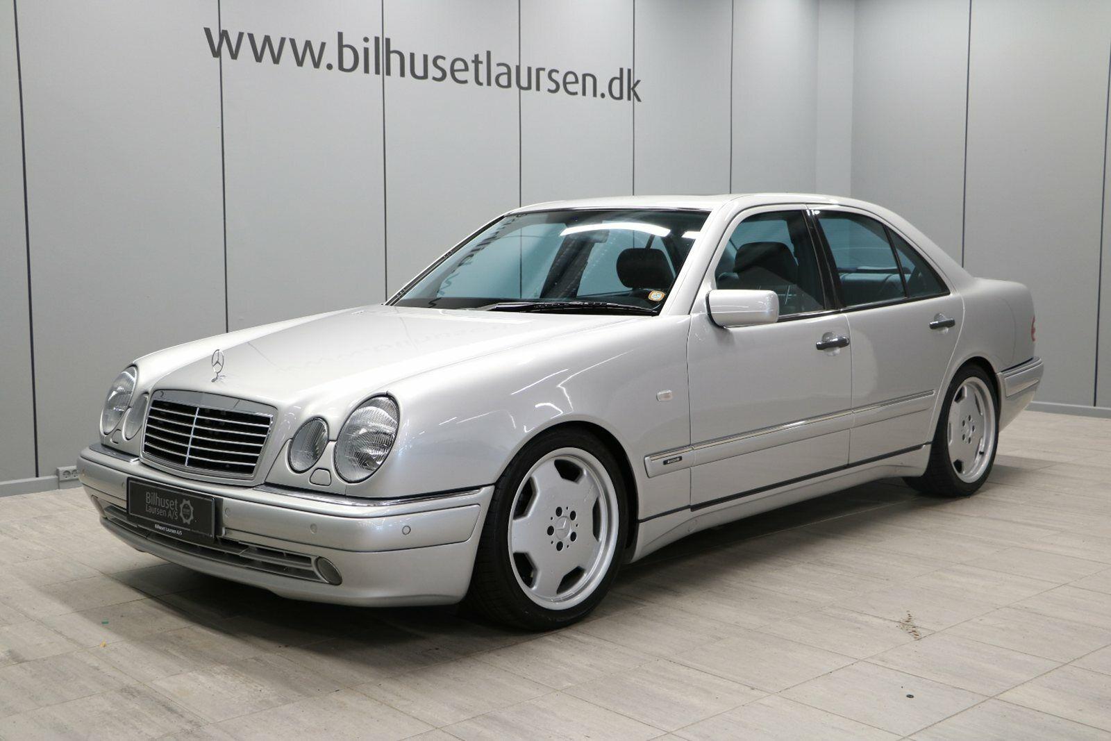Mercedes E55 5,4 AMG Avantgarde aut. 4d - 159.900 kr.