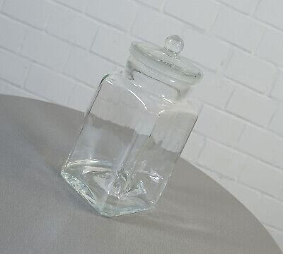 "Vintage Vorratsglas /""Maggi/"" Maggiglas BonbonglasTante Emma LadenWerbung"