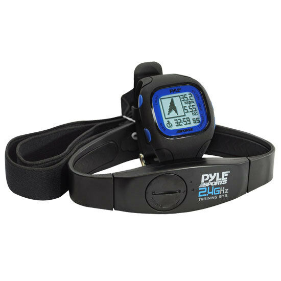 PSWGP405BL bluee GPS Heart Rate Watch Navigation Speed Distance Workout Memory