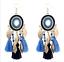 Women-Fashion-Boho-Tassel-Hook-Hoop-Erarrings-Drop-Dangle-Earring-Jewelry thumbnail 305