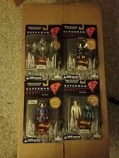 Death of Superman Doomsday Set of 5 Action Figures DC Direct Toys Near Mint NEW