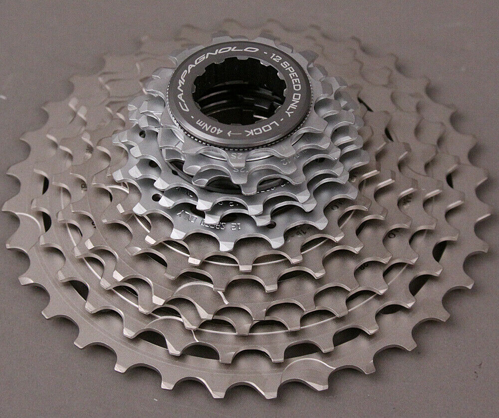 Image 11 - Campagnolo-Super-Record-12-Speed-Road-Bike-Groupset-8-Piece-Derailleurs-Shifters