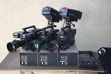 Hitachi SK- 777 16:9 Video Camera With Triax  SDI