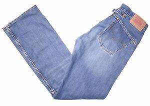 Levi-039-s-Damen-549-Jeans-w29-l34-Blau-Baumwolle-Bootcut-j101
