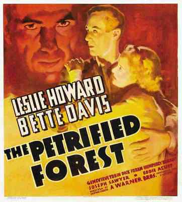 Dutiful Petrified Forest The 13 Film A3 Box Canvas Art Posters