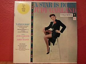 Details about JUDY GARLAND a star is born LP VG CL 1101 Vinyl 1958 Mono