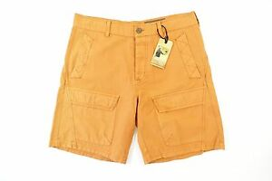 Fade Nwt 34 Shorts Uomo Nuovo Orange Comstock Cargo Co And qCv7wR