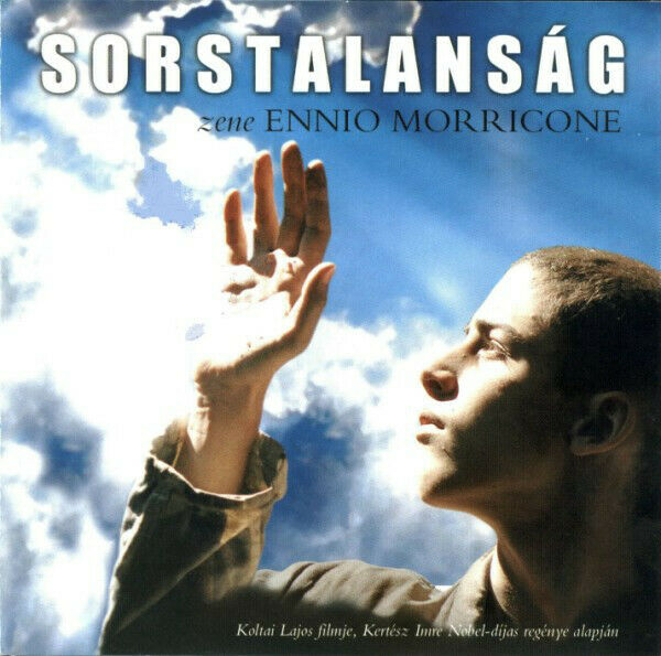 ENNIO MORRICONE SORSTALANSÁG FATELESS CD ORIGINAL HUNGARIAN ISSUE FREE SHIPPING