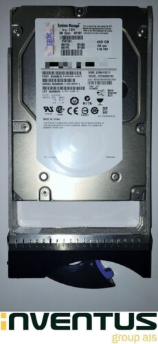 """IBM HDD 450GB 15K RPM SAS 3.5/"""" 49Y1865 49Y1861 49Y1864"""