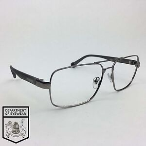 e070e1b657 Image is loading CONVERSE-eyeglass-MATT-GUN-METAL-AVIATOR-FRAME-frame-