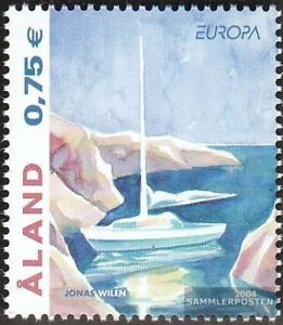 Finlandia-Aland-235-edicion-completa-nuevo-2004-Vacaciones