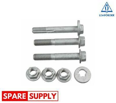 Lemförder Kit de réparation suspension 37697 01 pour BMW