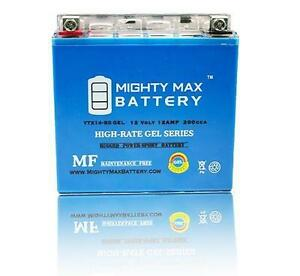 Mighty Max Battery Ytx12 Bs 12v 10ah Gel