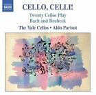 Cello, Celli! (CD, Nov-2005, Naxos (Distributor))
