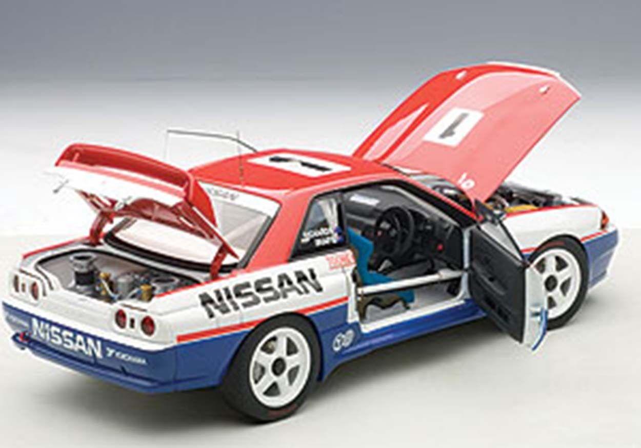 Carart Nissan Skyline Gt-R R32 Bathurst Gewinner 1991 Richards Skaife  1 1 18