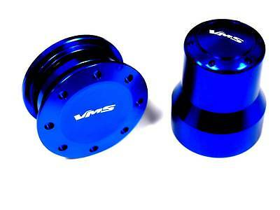 HONDA PRELUDE H22 VTEC ENGINE BILLET CAM PLUG SEAL BLUE