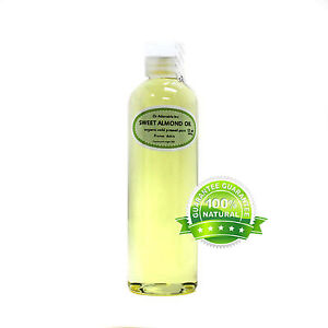 Details about PURE RAW SWEET ALMOND OIL ORGANIC, COLD PRESSED 2 4 8 16 36  oz Gallon, Free S&H