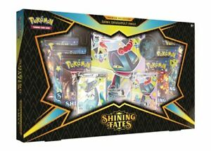 Shining Fates Premium Collection Dragapult V Box Pokemon TCG