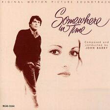 Somewhere in Time [Original Motion Picture Soundtrack] by John Barry (Conductor/Composer) (CD, Oct-1990, MCA)