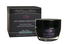 Mon PLATIN Collagen Age Anti-wrinkle Cream Spf15 Enriched W Black Caviar