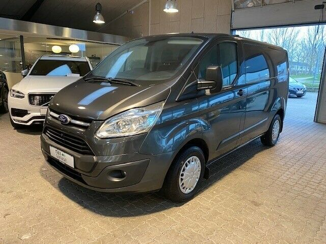 Ford Transit Custom 270S Leasing
