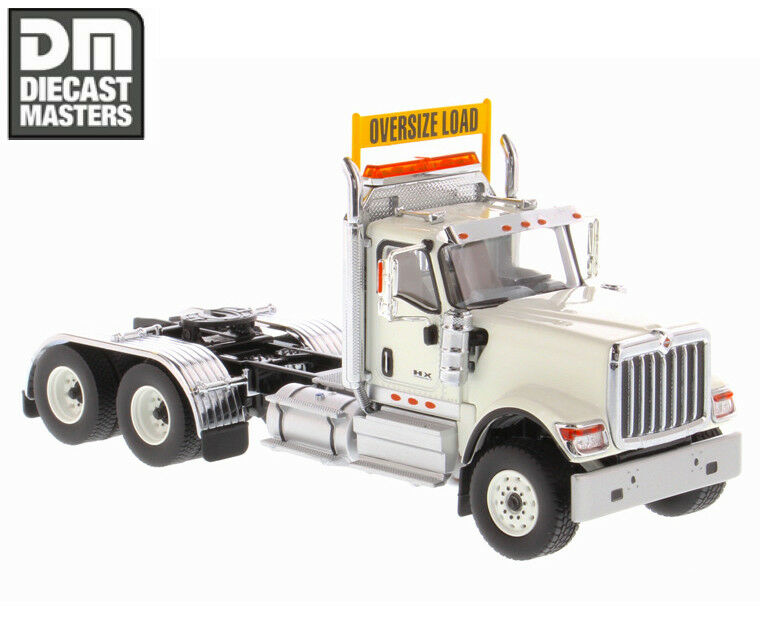 1 50 Diecast Masters Trailer Head 71001 International HX520 Day Cab Tandem