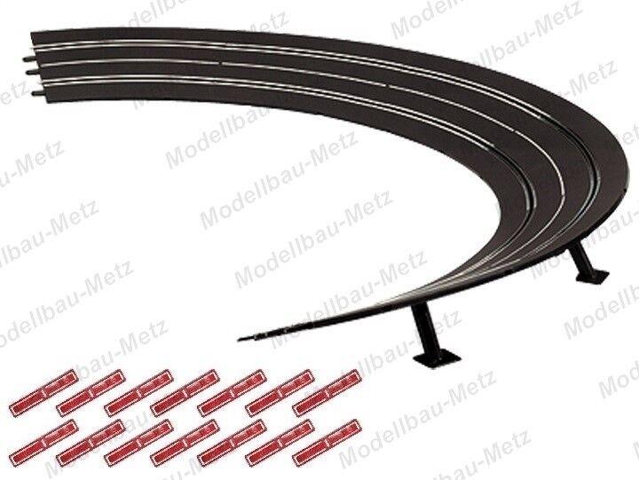Carrera 20576 Evolution 6x Steep Curve 3 30° - Nip