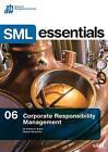Corporate Responsibility Management von Fridolin S. Brand und Herbert Winistörfer (2016, Kunststoffeinband)