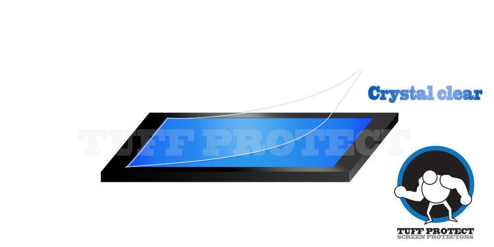 Tuff Protect Anti-glare Screen Protectors For Kenwood DDX794 2pcs