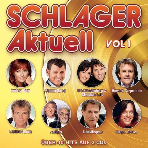 1 von 1 - Schlager Aktuell von Various Artists (2011) 2 CDs