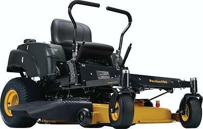 "PoulanPro P46ZX 22HP Briggs Professional 46"" Z-Turn Mower #967330901"