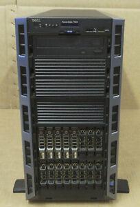 Dell PowerEdge T430 6-Core E5-2620v3 2.4GHz 32GB Ram 1.5TB HDD RAID Tower Server
