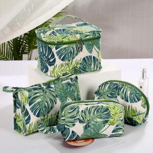 Cosmetic-Makeup-Bag-Toiletry-Case-Pouch-Wash-Organizer-Storage-Travel-Hang-Women