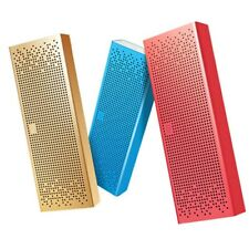 Altavoz Inalambrico Xiaomi Mi Bluetooth Speaker Wireless Tube Speakers Rojo ES