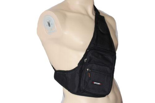 Bodybag Schultertasche Umhängetasche Rucksack Crossbag Sport Mini-85