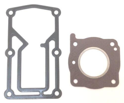 SUZUKI DT2 2.2HP OUTBOARD ENGINE CYLINDER HEAD AND BASE GASKET SET FOR 2-STROKE