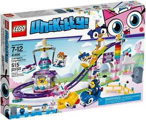 Lego® Unikitty ™ 41456 Unicorn Kittys Kingdom - Fun Fair Nouveau Ovp_ Nouveau