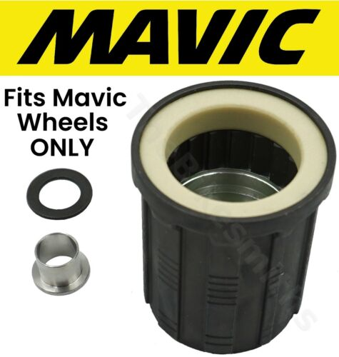 Mavic Freehub Body for Wheels w//Shimano Sram Sunrace 9-11 Speed Bike Cassettes