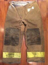 Globe Firefighter Bunker Turnout Pants Vintage 38x28 1989 Halloween Costume